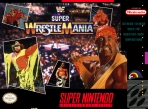 Obal-WWF Super WrestleMania