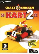 Obal-Crazy Chicken Kart 2