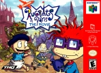 Obal-Rugrats in Paris: The Movie