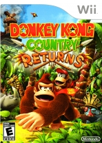 Obal-Donkey Kong Country Returns