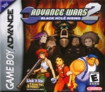 Obal-Advance Wars 2: Black Hole Rising