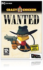 Obal-Crazy Chicken: Wanted