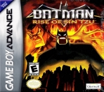 Obal-Batman: Rise of Sin Tzu
