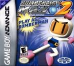 Obal-Bomberman Max 2: Blue Advance