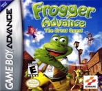 Obal-Frogger Advance: The Great Quest