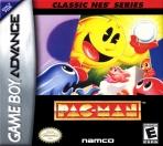Obal-Classic NES Series: Pac-Man