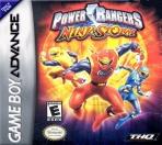 Obal-Power Rangers Ninja Storm