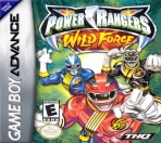 Obal-Power Rangers: Wild Force