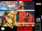 Obal-Dig & Spike Volleyball