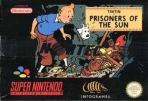 Obal-The Adventures of Tintin - Prisoners of the Sun
