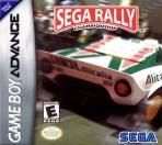 Obal-Sega Rally Championship