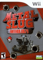 Obal-Metal Slug Anthology