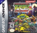 Obal-Teenage Mutant Ninja Turtles 2: Battle Nexus