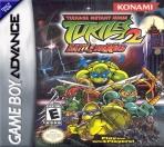 Obal-Teenage Mutant Ninja Turtles 2: Battle Nexus
