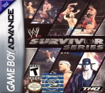 Obal-WWE Survivor Series