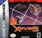 Obal-Classic NES Series: Xevious