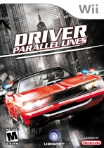 Obal-Driver: Parallel Lines