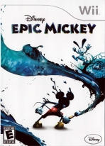 Obal-Disney Epic Mickey