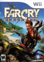 Obal-Far Cry Vengeance