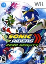 Obal-Sonic Riders: Zero Gravity