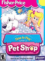 Fisher-Price: Time to Play Petshop
