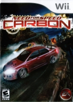 Obal-Need for Speed Carbon