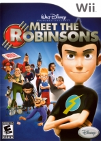 Obal-Meet the Robinsons