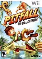Obal-Pitfall: The Big Adventure