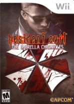 Obal-Resident Evil: The Umbrella Chronicles