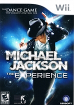 Obal-Michael Jackson: The Experience
