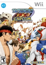 Obal-Tatsunoko vs. Capcom: Ultimate All-Stars