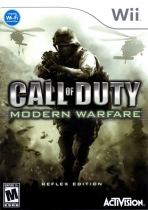 Obal-Call of Duty 4: Modern Warfare - Reflex Edition