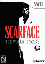 Obal-Scarface: The World Is Yours