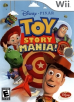 Obal-Toy Story Mania!