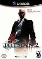 Obal-Hitman 2: Silent Assassin