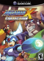 Obal-Mega Man X Collection