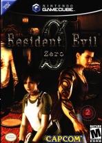 Obal-Resident Evil Zero