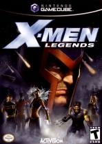 Obal-X-Men Legends
