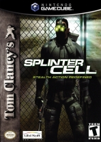 Obal-Tom Clancy´s Splinter Cell