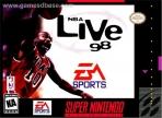 Obal-NBA Live 98