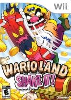 Obal-Wario Land: Shake It!
