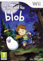 Obal-A Boy and His Blob