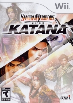 Obal-Samurai Warriors: Katana