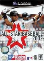 Obal-All-Star Baseball 2002