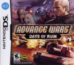 Obal-Advance Wars: Days of Ruin
