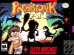 Obal-Prehistorik Man