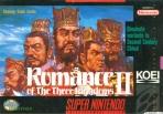 Obal-Romance of the Three Kingdoms II