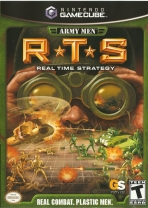 Obal-Army Men: RTS
