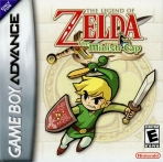 Obal-The Legend of Zelda: The Minish Cap