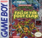 Obal-Teenage Mutant Ninja Turtles: Fall of the Foot Clan